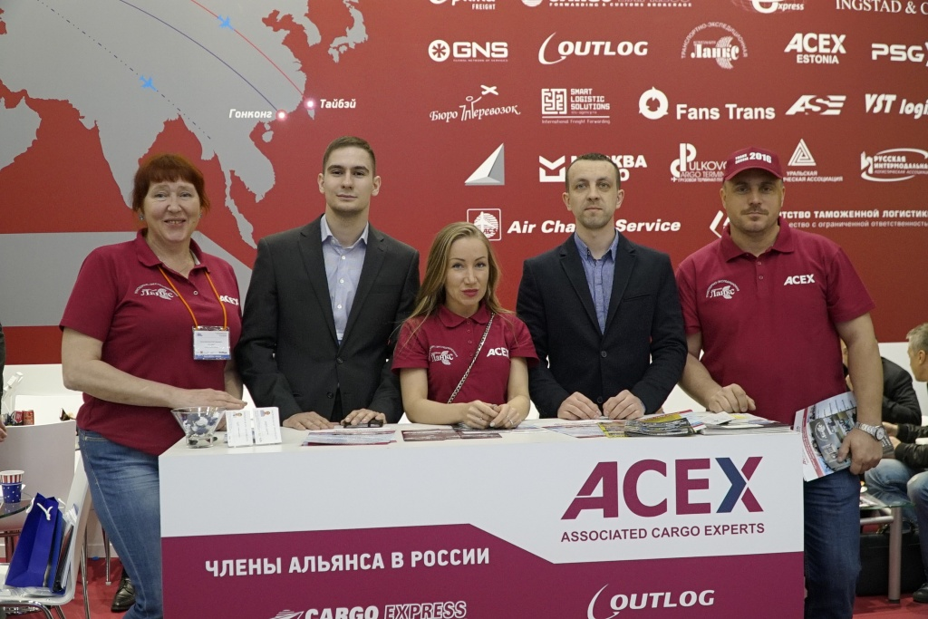 ACEX at TransRussia 2016