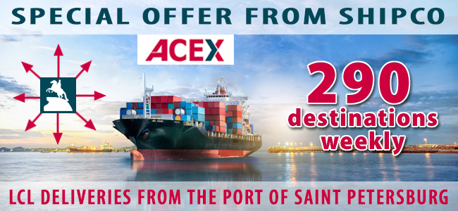 Special Offer from Shipco Transport