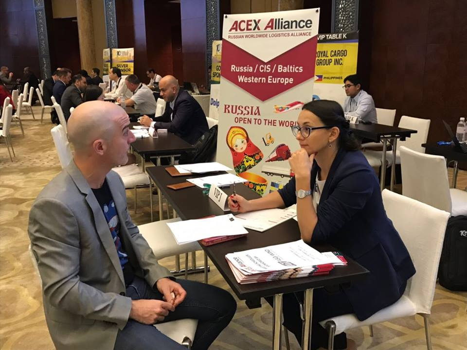ACEX at The Freight Summit